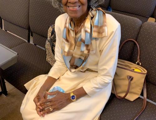 Mother Bessie Boyd