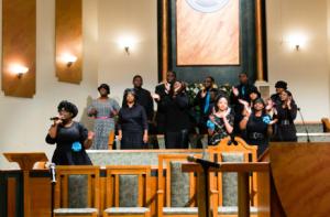 augusta choir